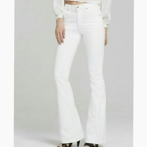 CITIZEN OF HUMANITY | INGRID WHITE LOWRISE JEANS